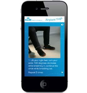 App concepts for KLM