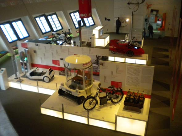 NEMO Innovation Gallery