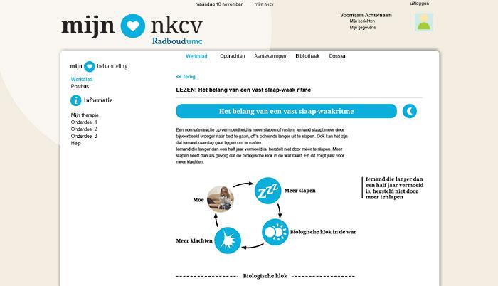Mijn NKCV